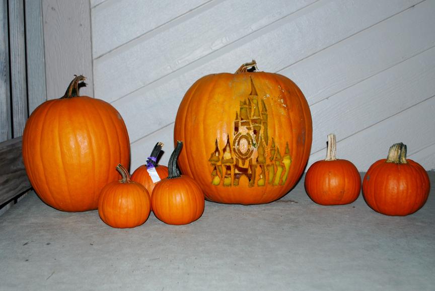 Templates Printable Cinderella Pumpkin Carving