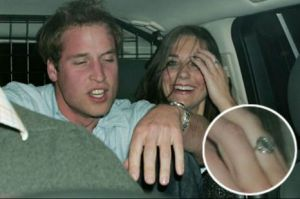 William kate drunk