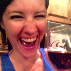RED WINE!!