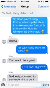 Emma's deer.