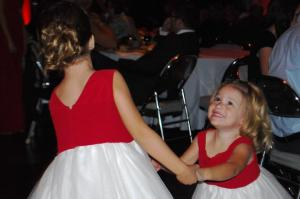 Kate, age 2